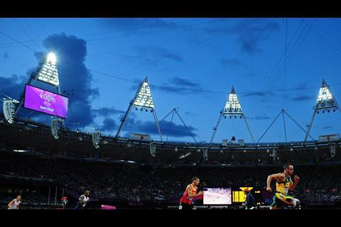 Olympic Stadium - Populous